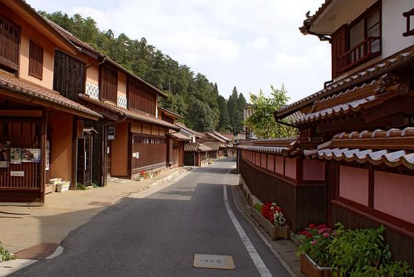 Takahashi, Fukiya Bengara Village