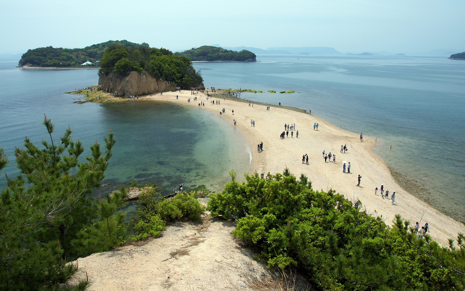 Exploring the island of Shodoshima and KanKaKei Gorge The Real Japan