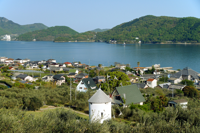 Olive Park, Shodoshima Photo: 633highland