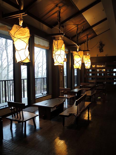 Interior of a ryokan