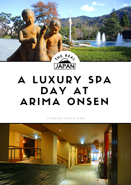 A Luxury Spa Day At Arima Onsen