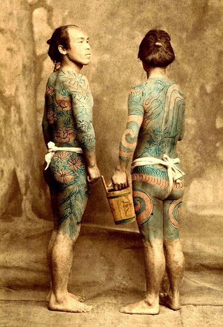 Onsen Tips For Those With Tattoos