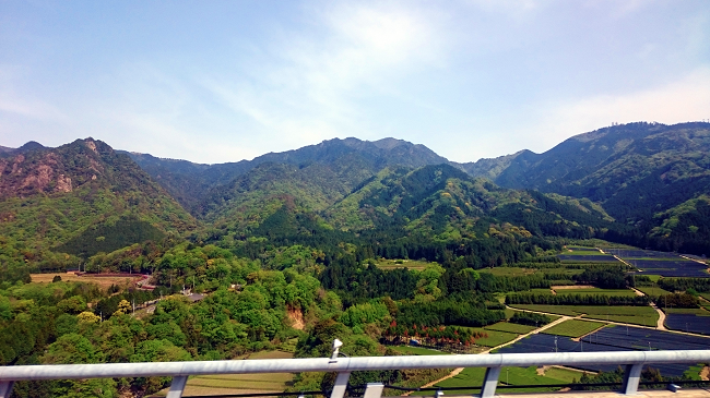 Honshu Mountains