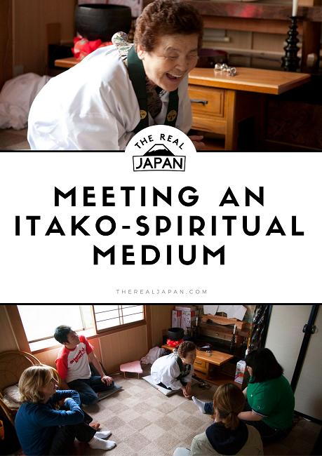 Meeting An Itako - Spiritual Medium