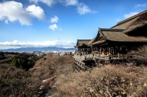Scholar-led Kyoto Walking Tour: Shintoism and Buddhism in Japan Rob Dyer The Real Japan