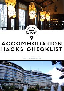 9 Accommodation Hacks ChecklistSM