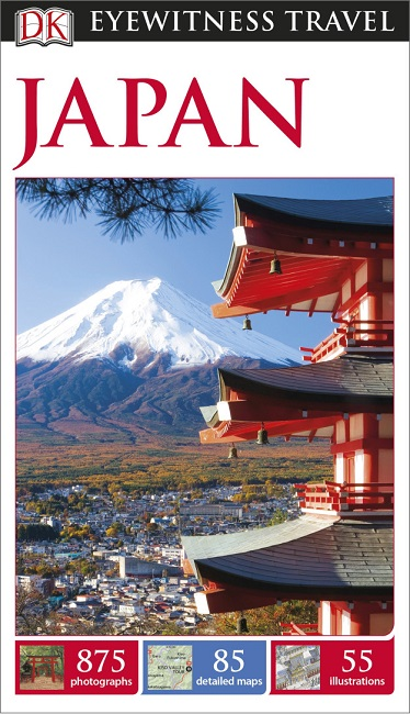 DK Eyewitness Travel Japan Guide