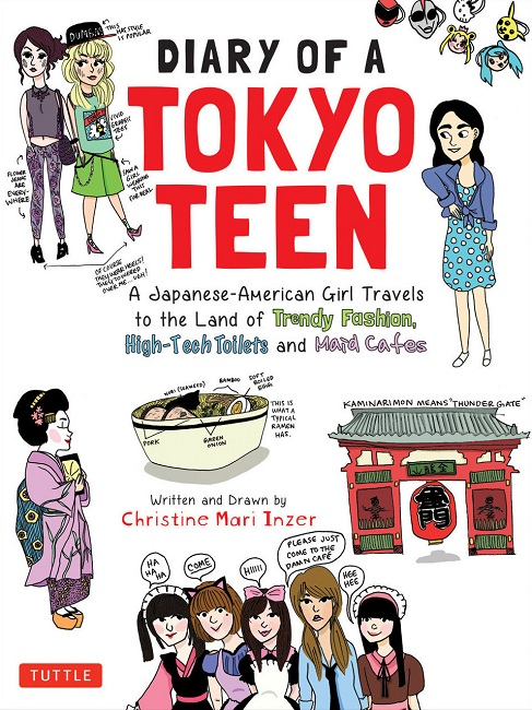 Review: Diary of A Tokyo Teen