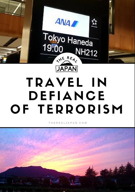 Travel In Defiance of Terrorism