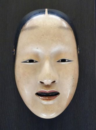 Noh Mask, Edo period, 18th Century, Tokyo National Museum