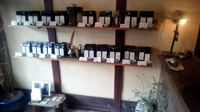 Selection of Cha Yuan teas