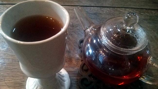 Cha Yuan tea