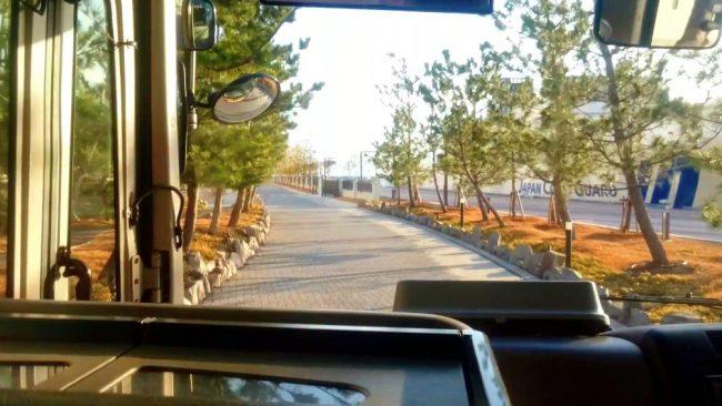 Limousine Bus to Kobe Minato Onsen, Luxury Ryokan REN