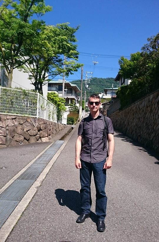 3 months in Japan Ashiya Rob Dyer The Real Japan