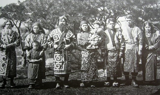 Ainu indigenous people The Real Japan Rob Dyer