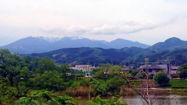 Bus ride mountains miyagi prefecture The Real Japan Rob Dyer