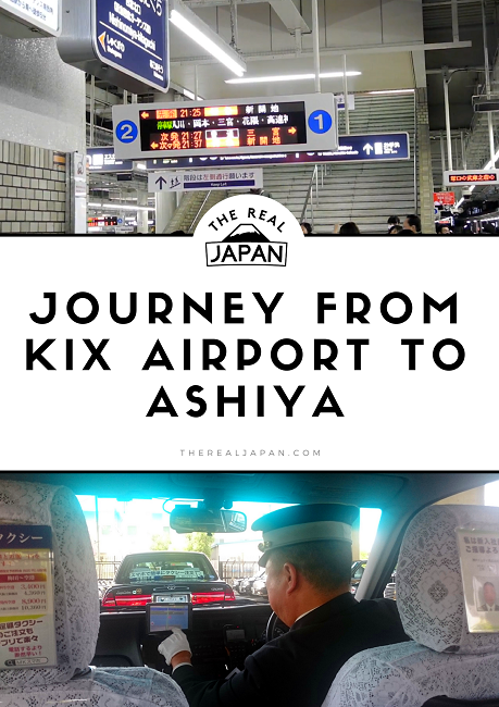 Kansai International Airport, Ashiya, The Real Japan, Rob Dyer