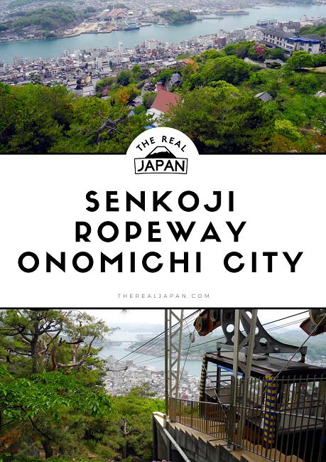 Senkoji Ropeway Onomichi The Real Japan Rob Dyer