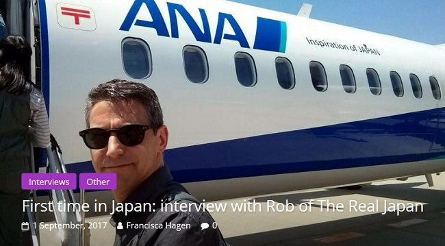 Rob Dyer The Real Japan AVO Blog Interview