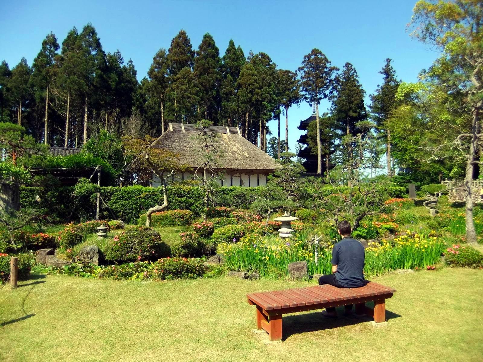3 months in Japan Sado Sadogashima The Real Japan Rob Dyer