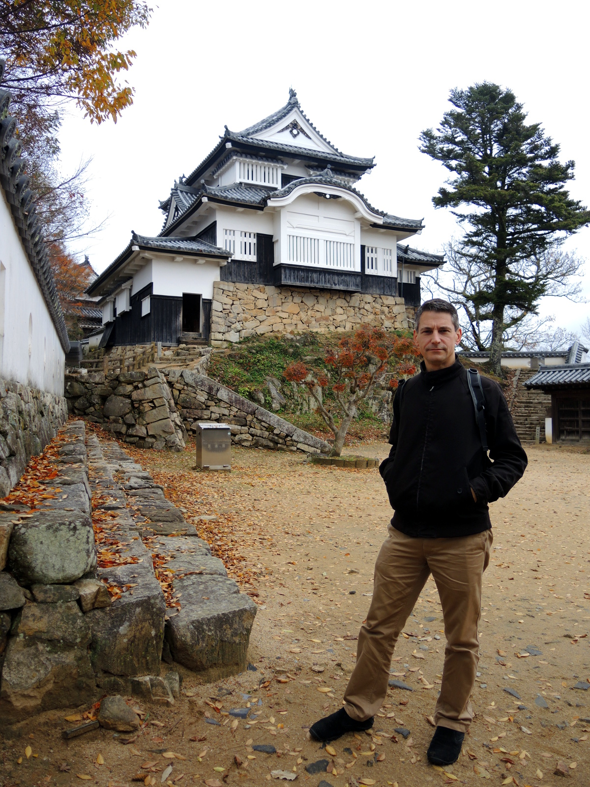 Bitchu Matsuyama Castle, Takahashi The Real Japan Rob Dyer