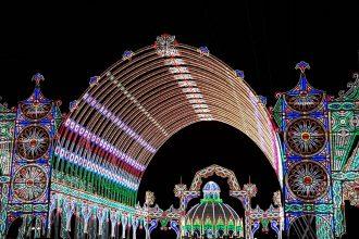 Kobe Luminarie light festival The Real Japan Rob Dyer