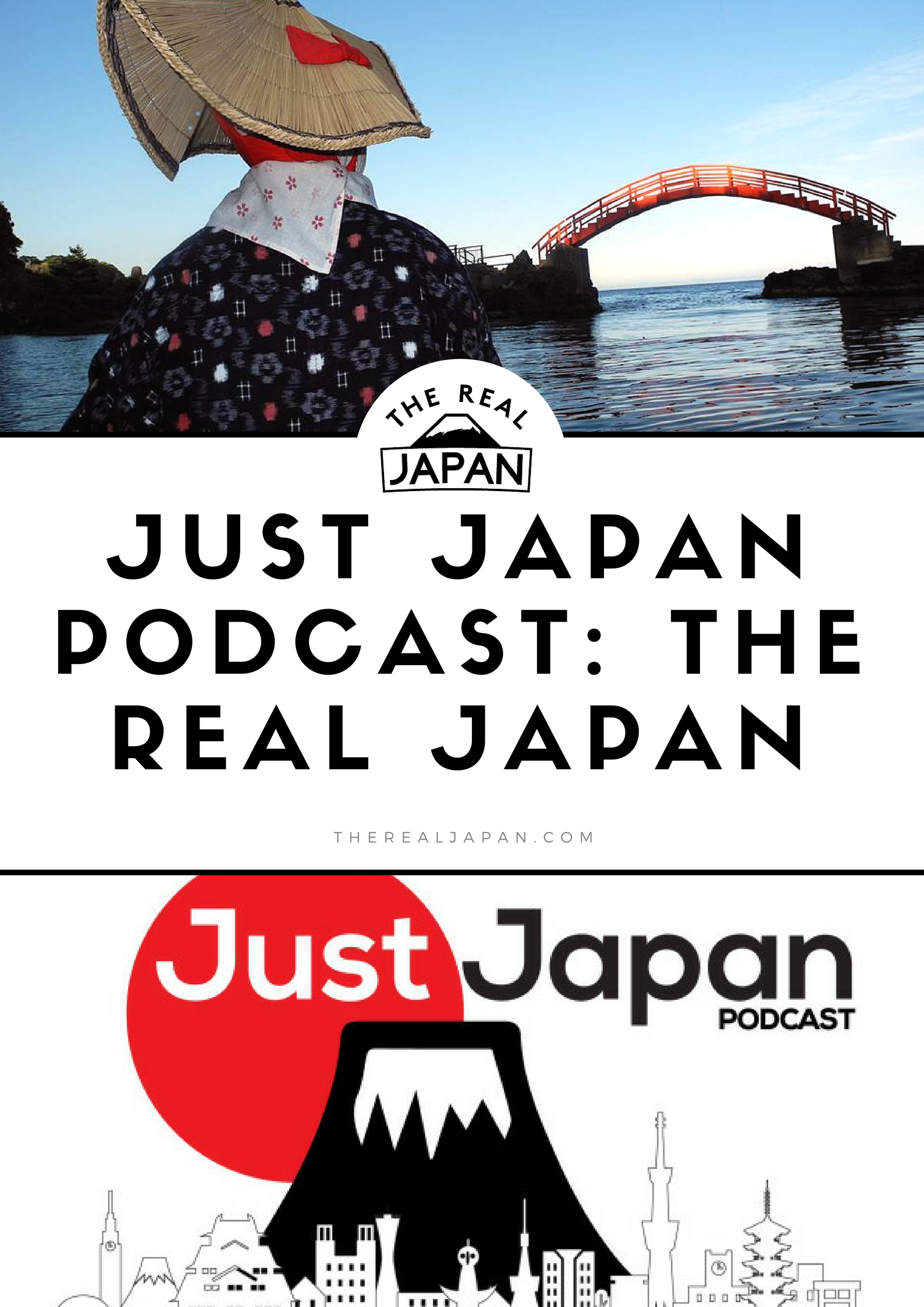 Just Japan Podcast The Real Japan Rob Dyer