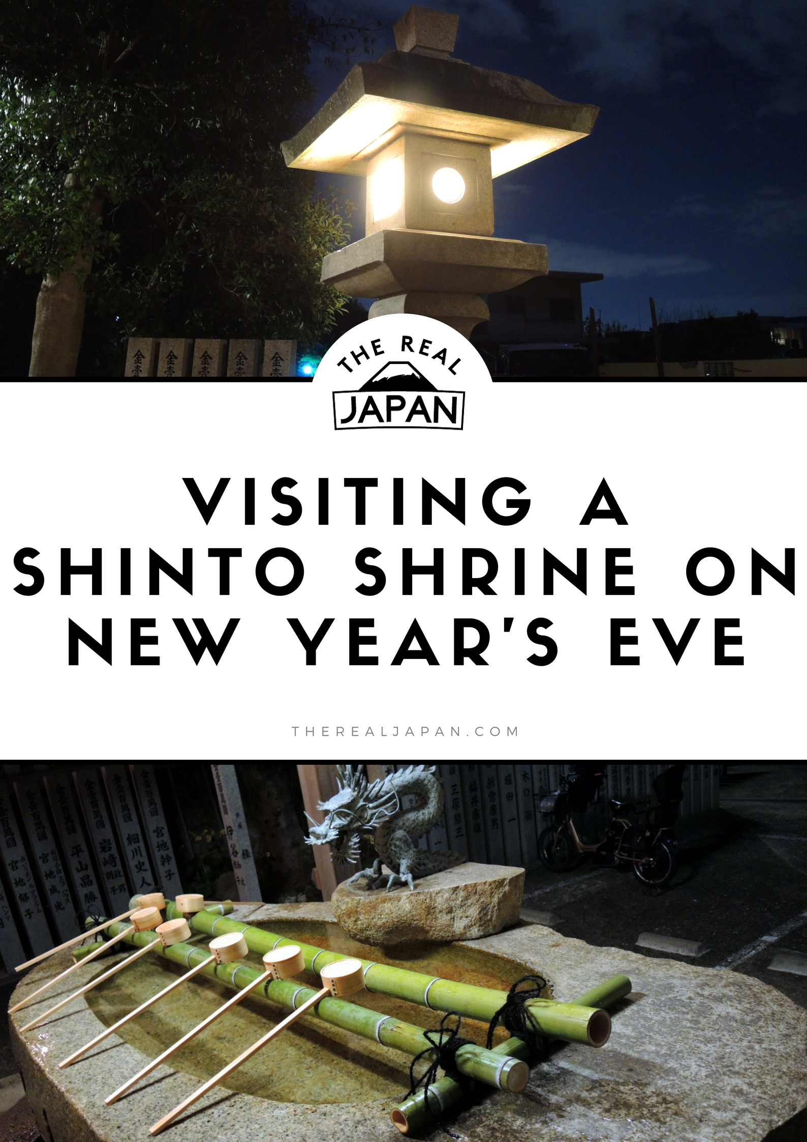 Visiting A Shinto Shrine On New Year's Eve The Real Japan Rob Dyer
