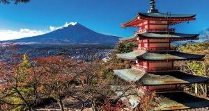 travel categories tour The Real Japan Rob Dyer