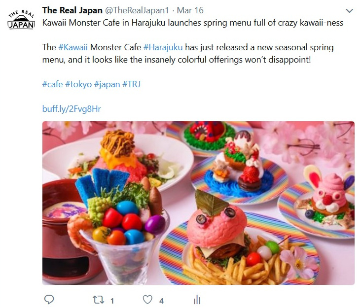 Top 5 Recent Tweets The Real Japan Rob Dyer