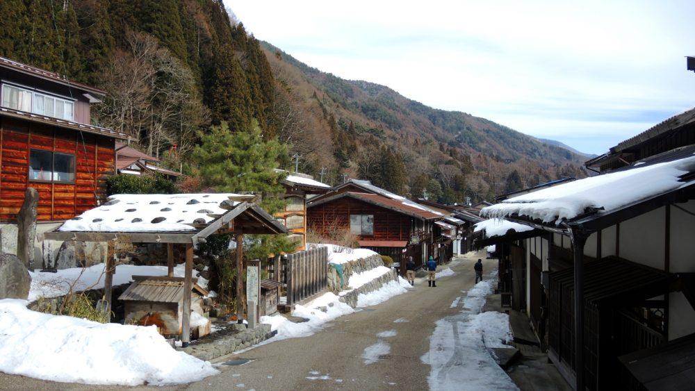 Historic Streets of Narai-juku on the Nakasendo Way The Real Japan Rob Dyer
