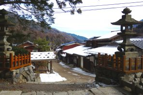 Historic Streets of Narai-juku on the Nakasendo Way The Real Japan Rob Dyer
