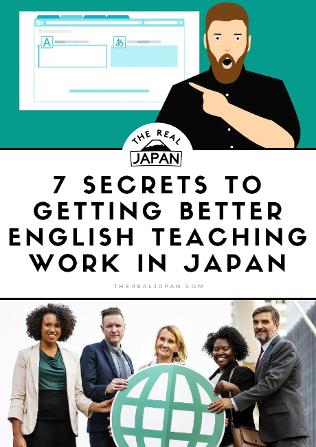 Better English Teaching Work In Japan The Real Japan Rob Dyer Craig Hoffman
