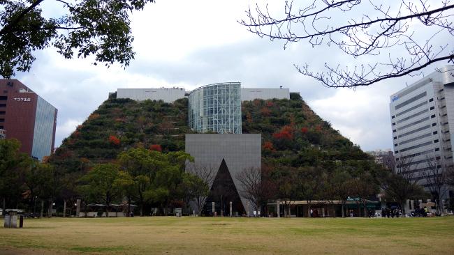 ACROS building, Fukuoka The Real Japan Rob Dyer