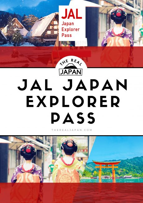 JAL Japan Explorer Pass The Real Japan Rob Dyer