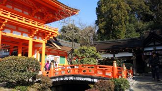 Kamigamo Shrine Kamo-wakeikazuchi Kyoto The Real Japan Rob Dyer