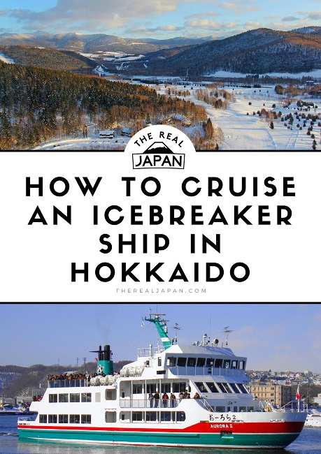 icebreaker ship in hokkaido The Real Japan Rob Dyer