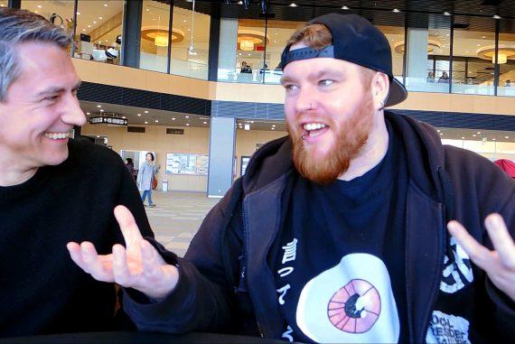 JaDan Dan In Japan The Real Japan Rob Dyer Dan Hewitt interview