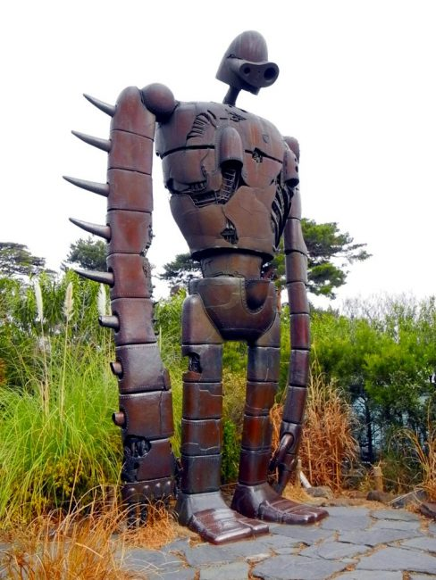 Studio Ghibli Museum The Real Japan Rob Dyer