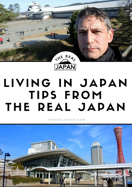 Living In Japan Tips The Real Japan Rob Dyer