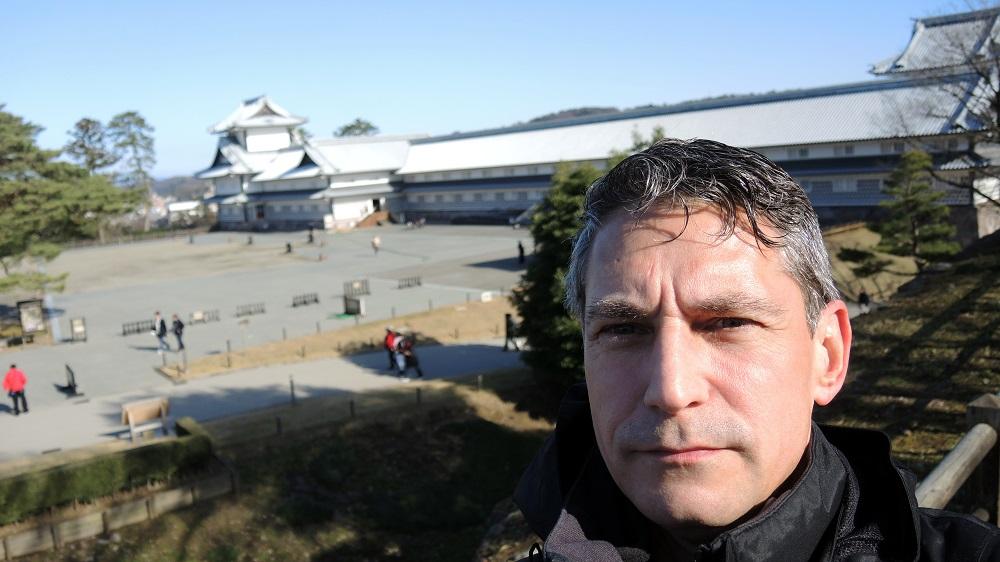 Rob Dyer Kanazawa castle The Real Japan