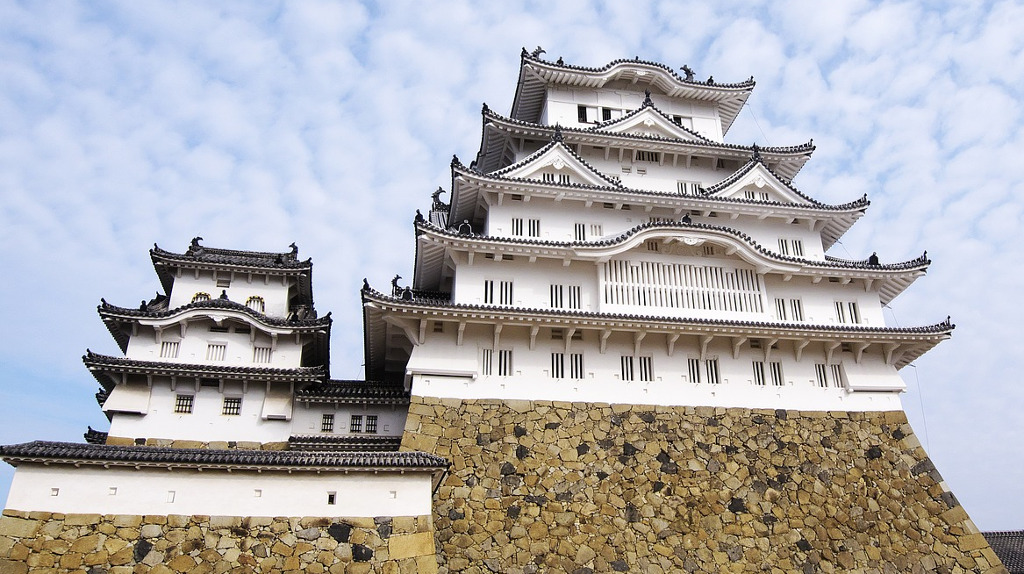 Himeji Castle The Real Japan Rob Dyer