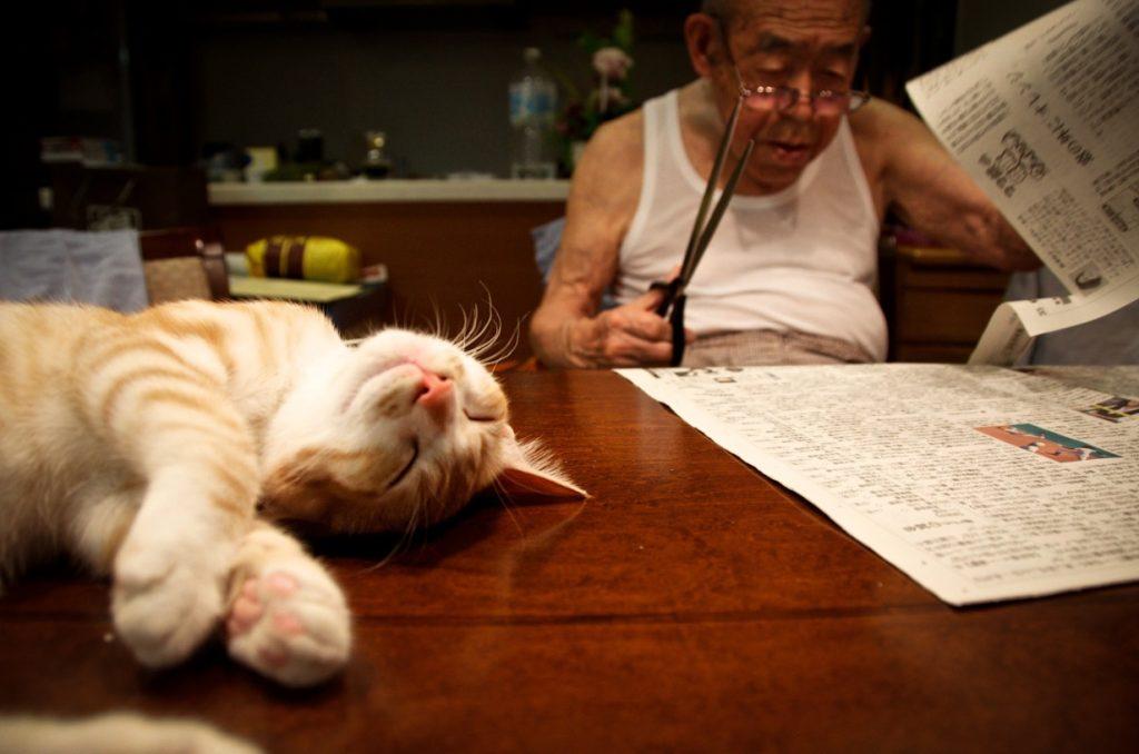 Akiko DuPont photographer The Real Japan Rob Dyer