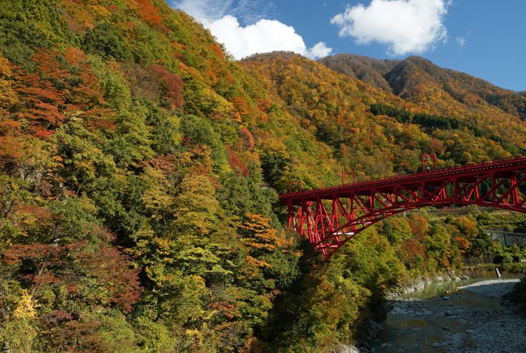 Kurobe Gorge, Toyama Prefecture The Real Japan Rob Dyer