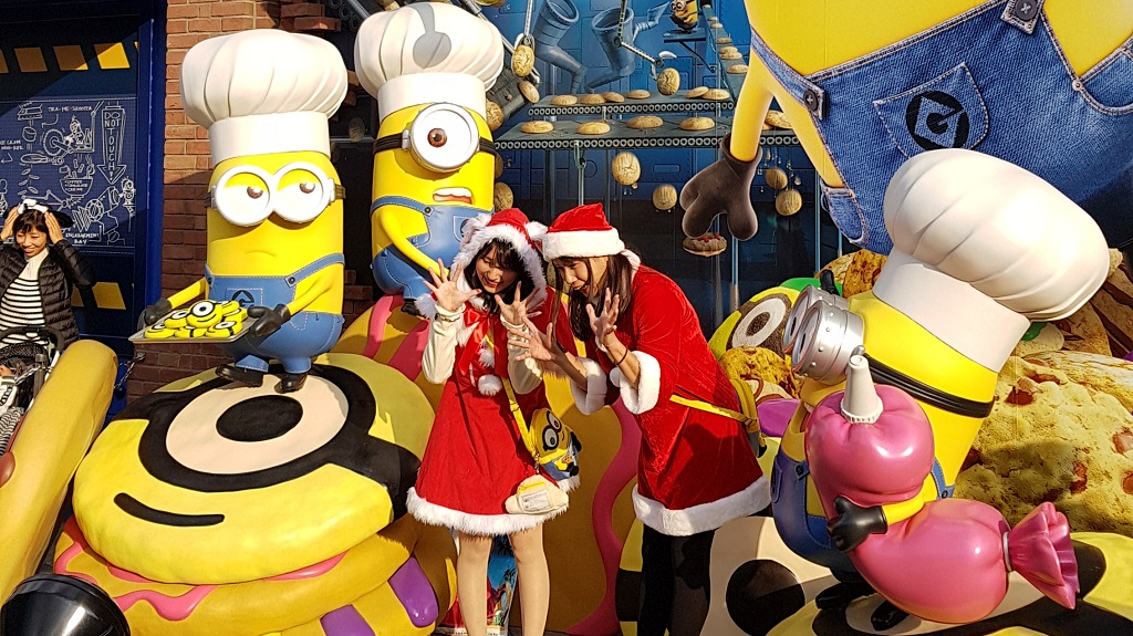 Minions Park Universal Studios Japan USJ The Real Japan Rob Dyer