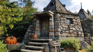 Hagrid's cottage Harry Potter Universal Studios japan The Real Japan Rob Dyer