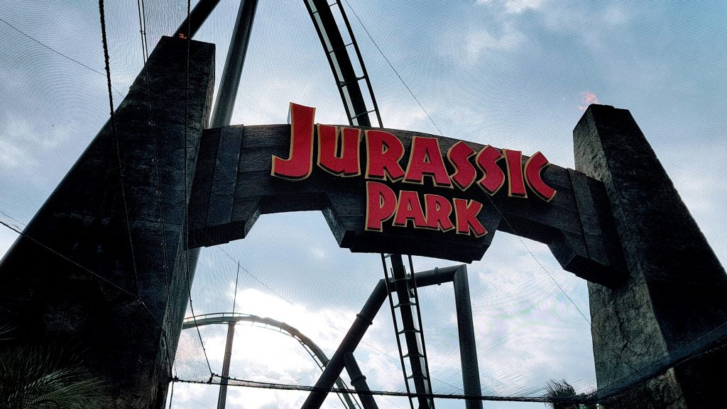 Jurassic Park Universal Studios Japan USJ The Real Japan Rob Dyer