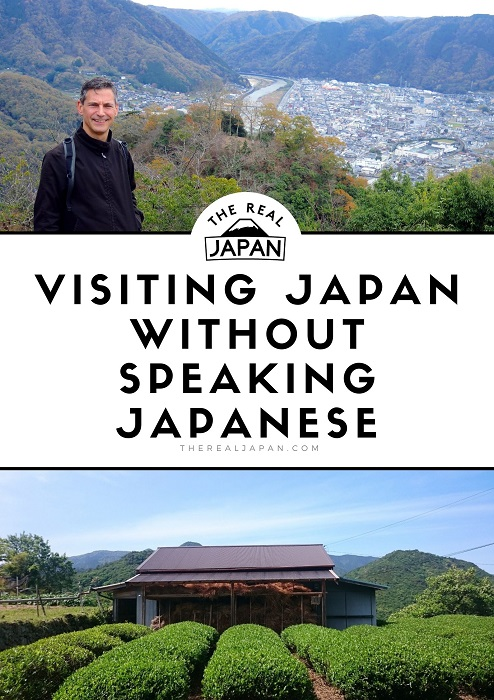 Visiting Japan Without Speaking Japanese Rob Dyer The Real Japan West Coast to Far East