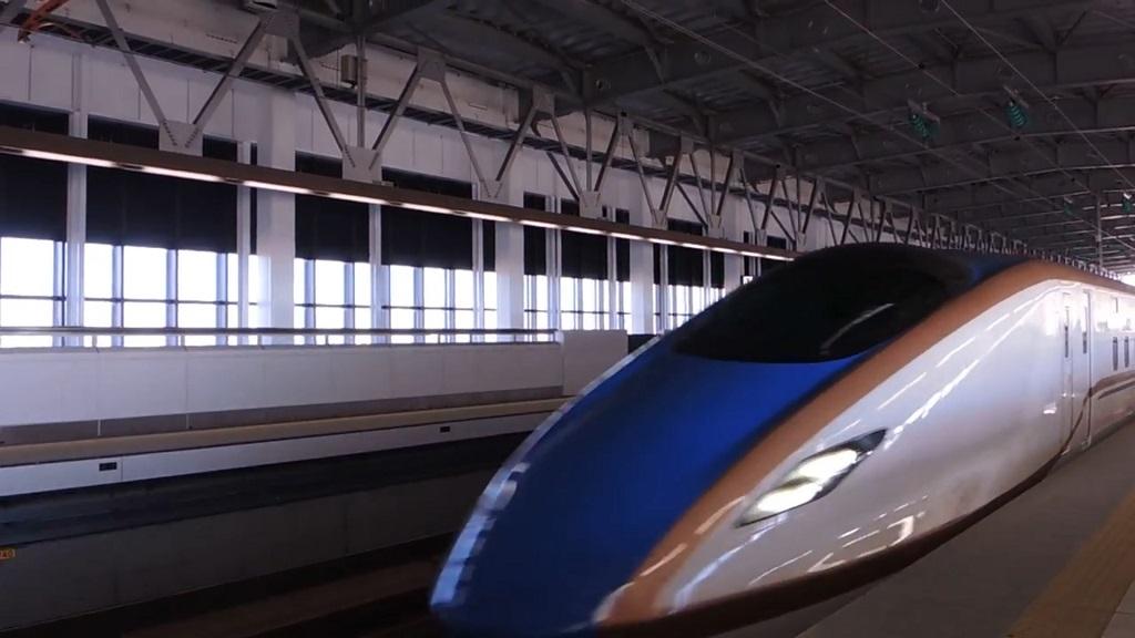 Hakutaka shinkansen The Real Japan Rob Dyer