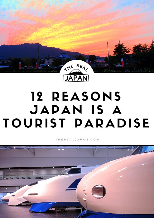 Japan Tourist Paradise The Real Japan